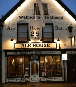 Alehouse front